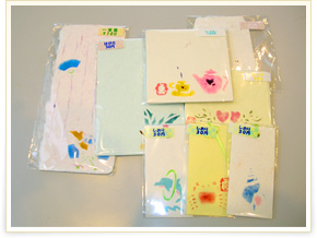 紙漉き商品