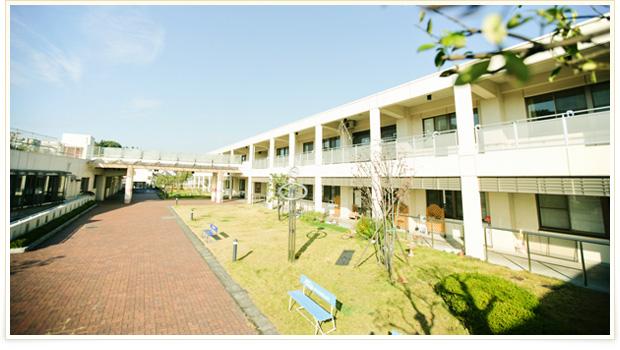 町田福祉園:施設外観