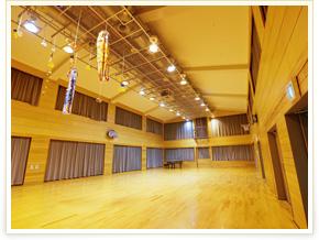 体育棟ホール