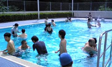 プール開きのサブの写真【4】